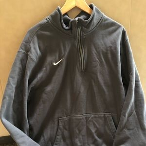 Men's Nike 1/4 zip sweatshirt